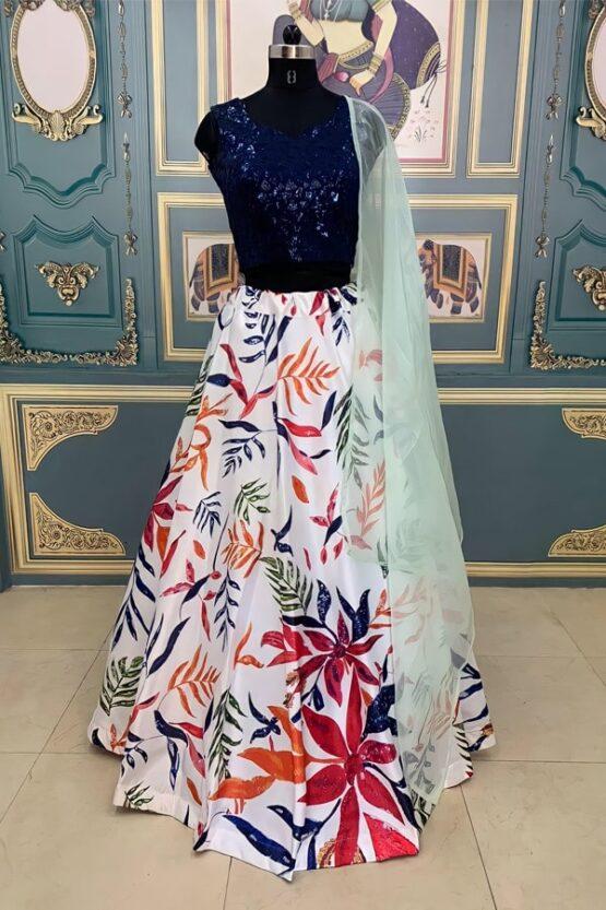 New party wear lehenga designs 2021
