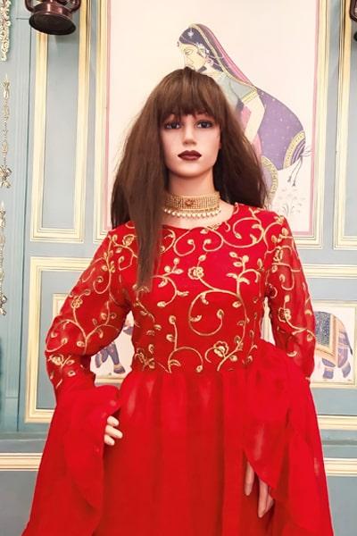Palazzo suits party wear new punjabi suit design 2021.
