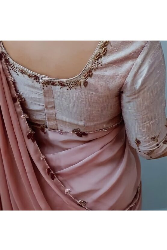 Party wear new saree design 2021