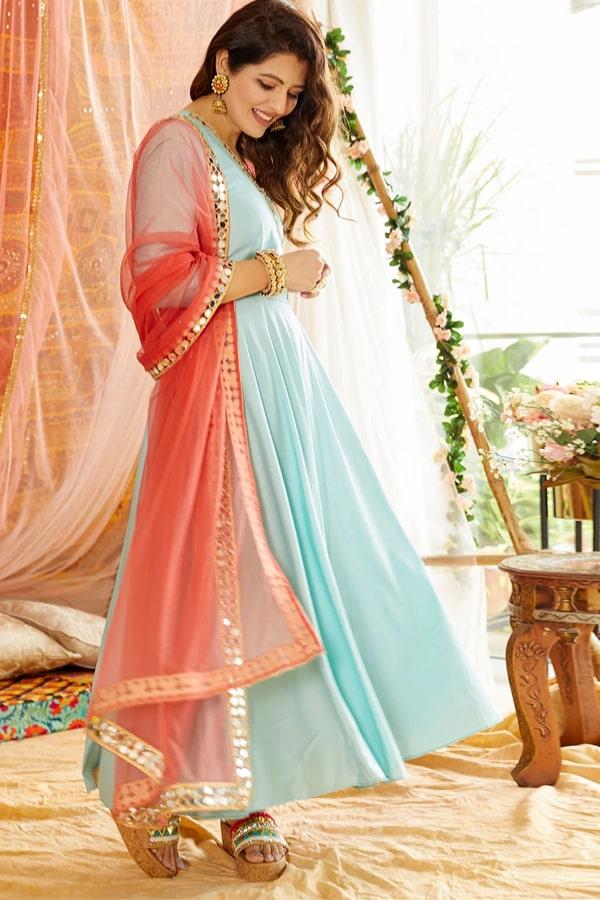 Raksha bandhan special dress for Girls 2021