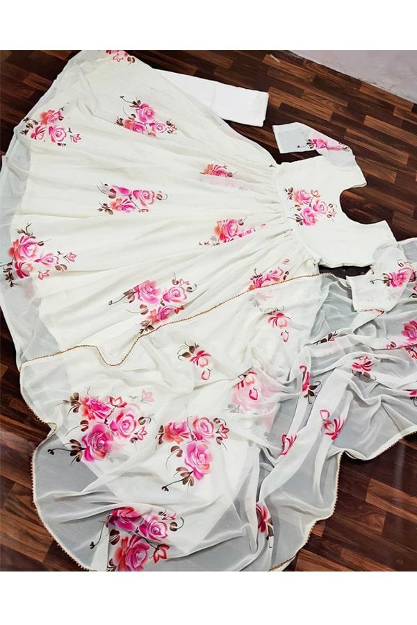 Raksha bandhan special dress for girls