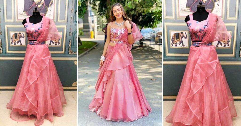 Raksha bandhan traditional dress for Girls 2021