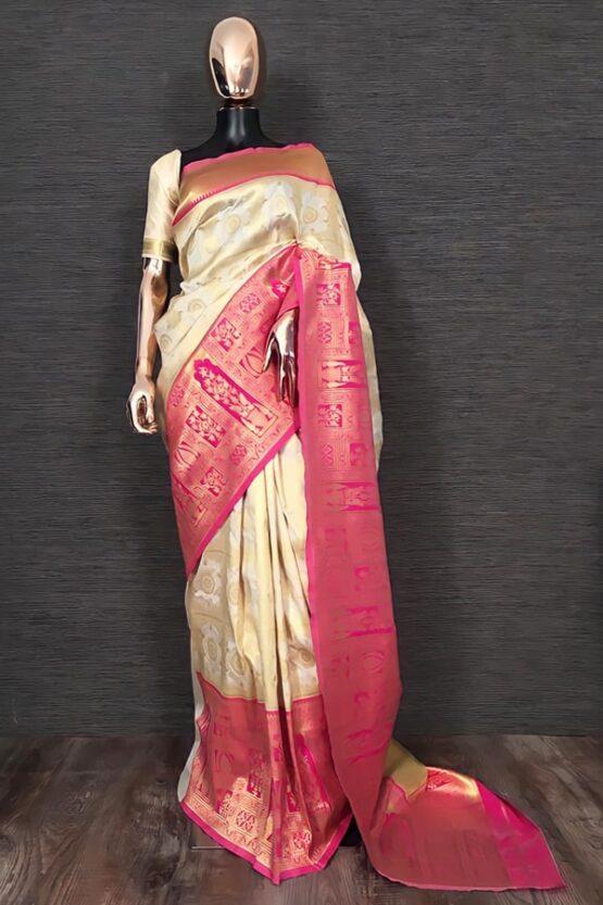 Banarasi saree for bengali marriage (2)
