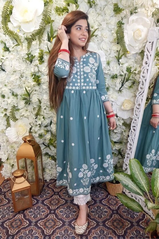Casual simple kurti design for girl 2021