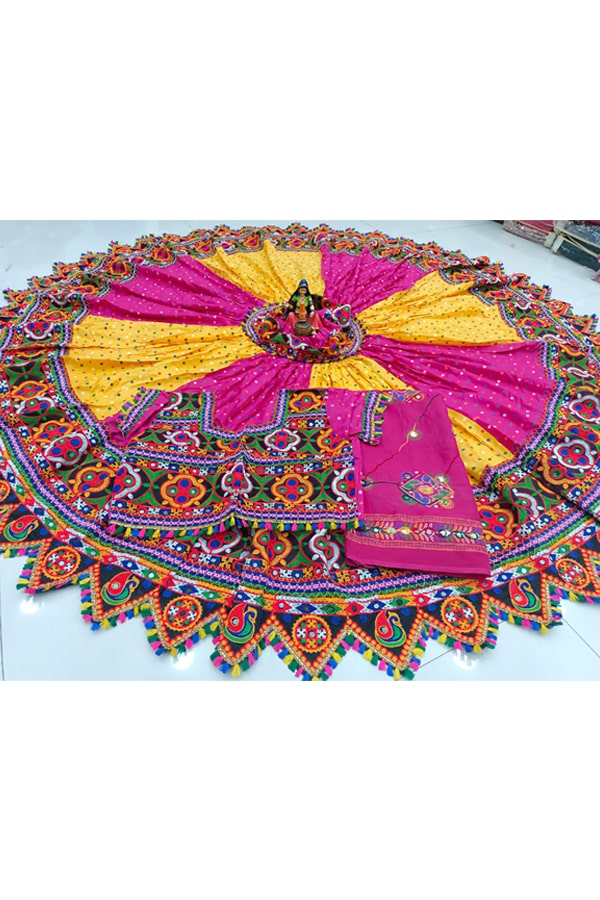Gujarati chaniya choli navratri 2021
