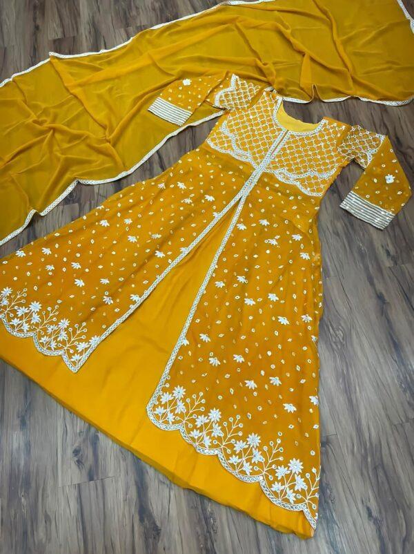 Kareena kapoor khan yellow Gown dress buy