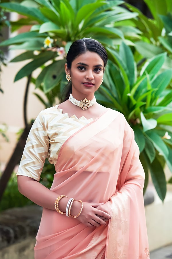 Latest Partywear new saree designs 2021 (2)