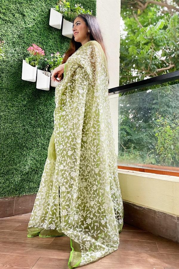 Latest designer party wear sarees.
