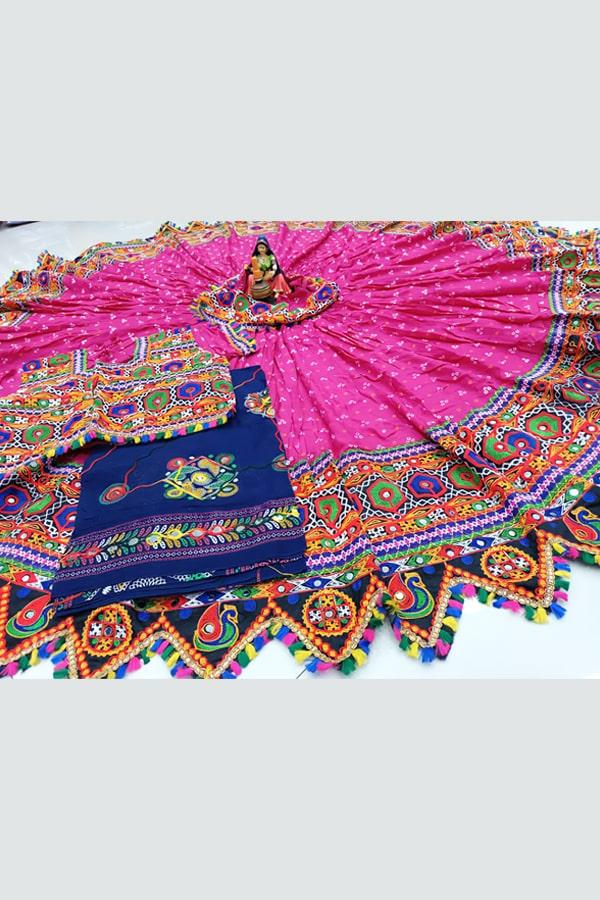 Navratri Chaniya choli 2021 latest Design online.