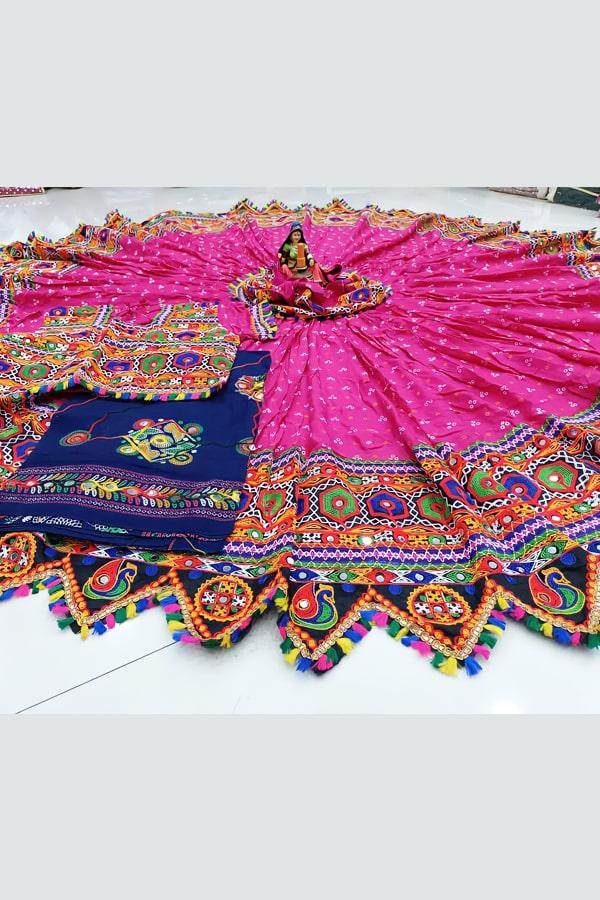 Navratri Chaniya choli 2021 latest Design online
