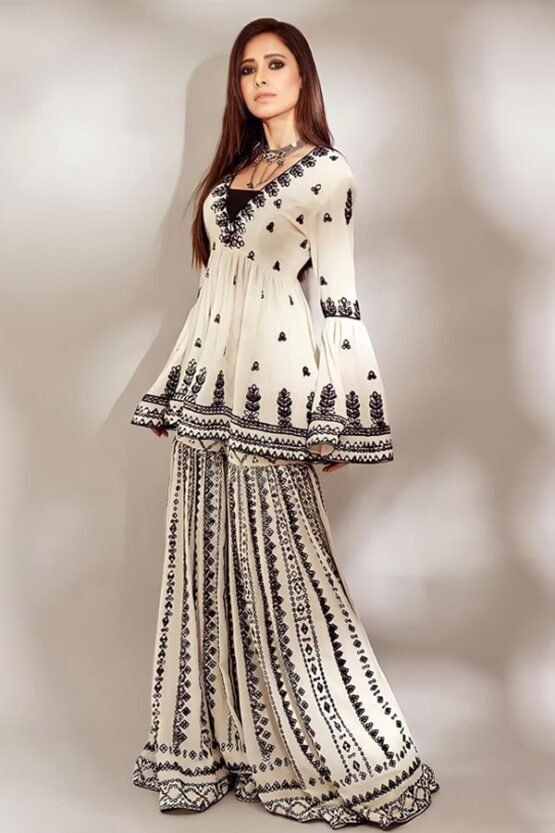 Sharara suit design 2021 Party wear