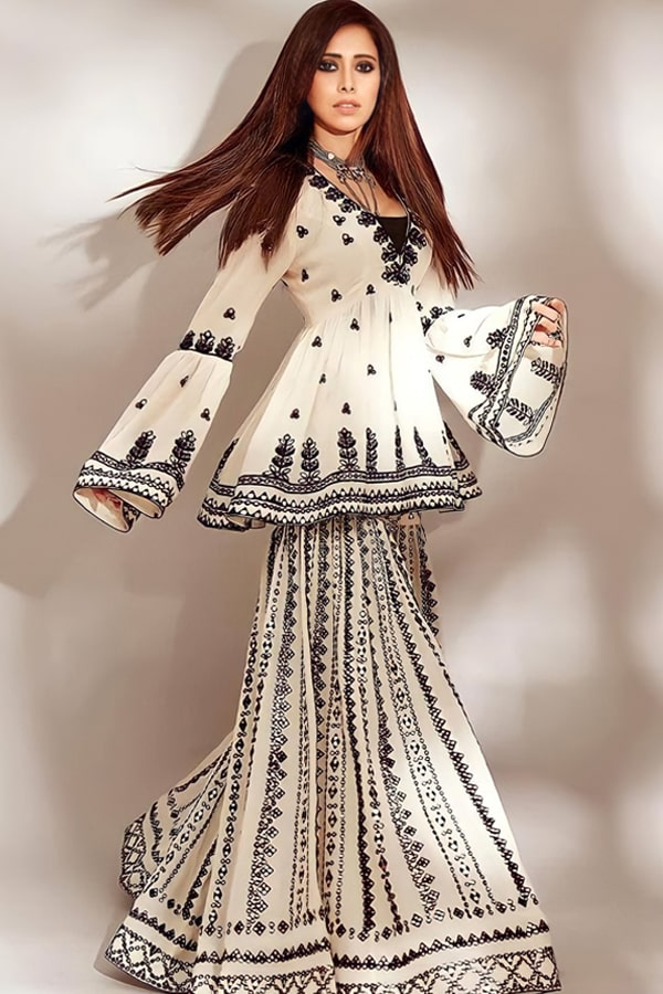 Sharara suit design 2021 Party wear Latest