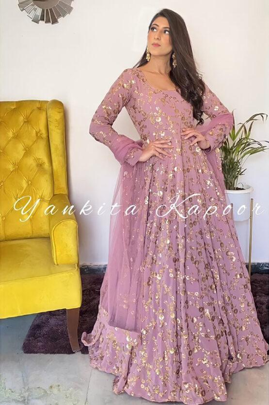 Yankita kapoor dress online shopping Gown