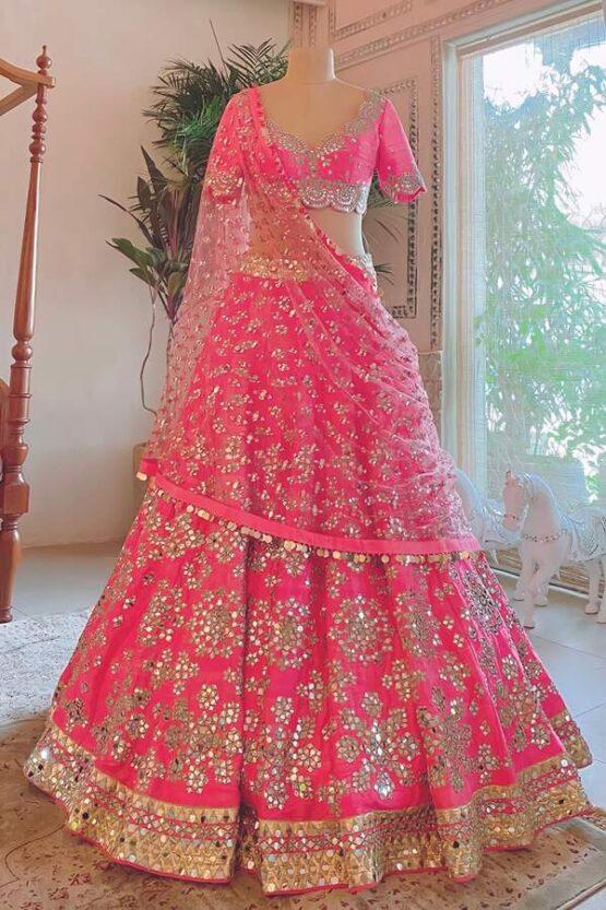 Indian wedding dresses for brides sister 2021