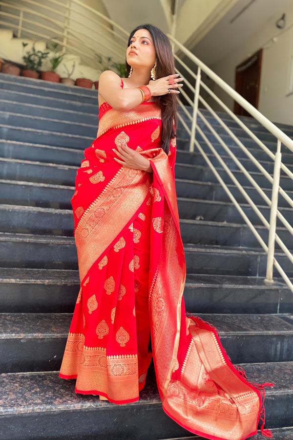 Karva chauth special sarees 2021 New..