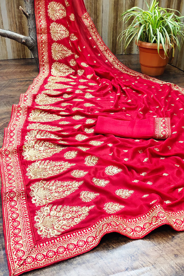 Karwa chauth Saree online shopping 2021.