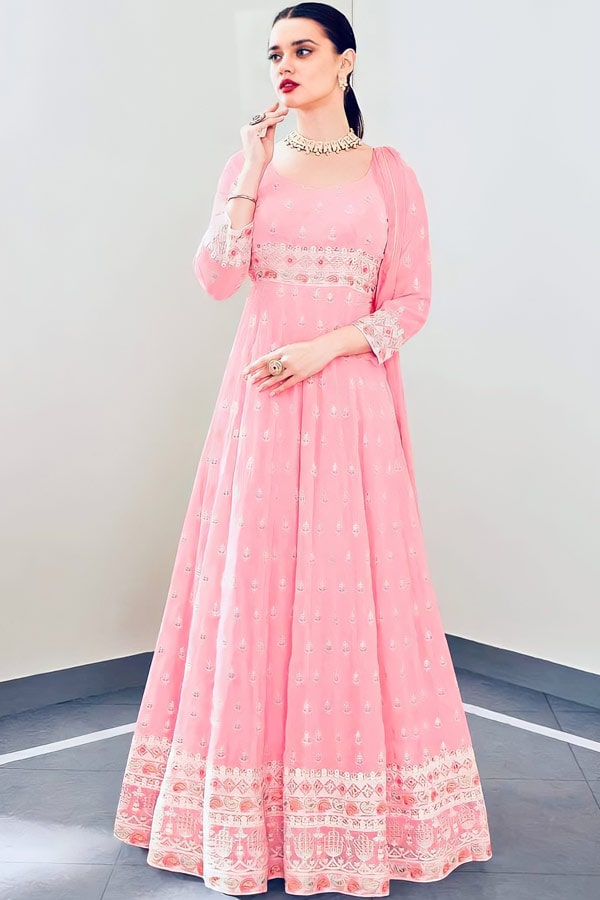 Latest party wear dresses for ladies 2022