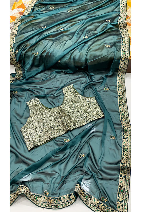 Latest saree designs 2021 Party wear new.