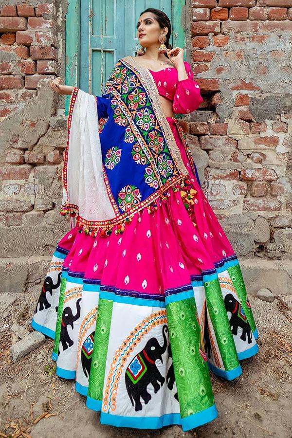 Navratri Chaniya choli ahmedabad online 2021 2022