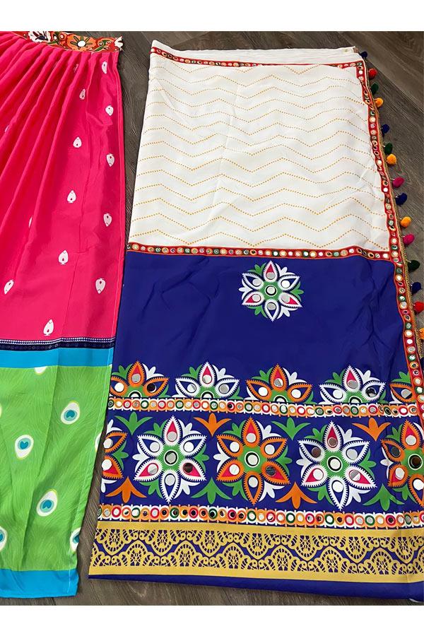 Navratri Chaniya choli ahmedabad online