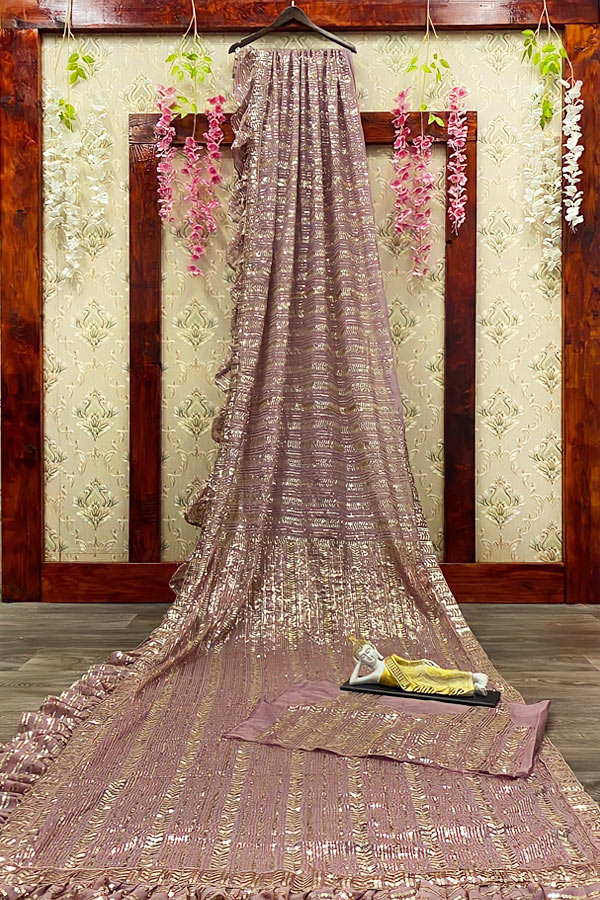 New saree design 2021-2022 Images Party wear (2)