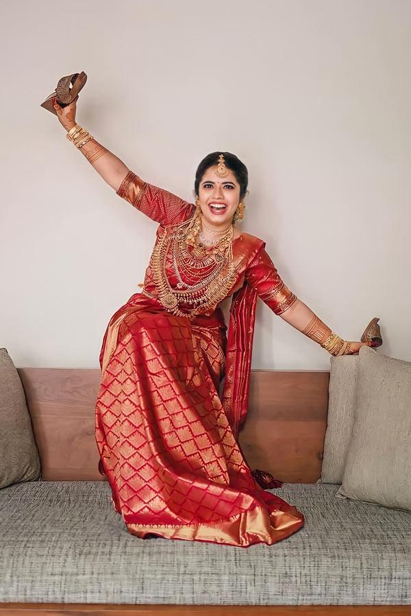 New saree design 2021-2022 for wedding