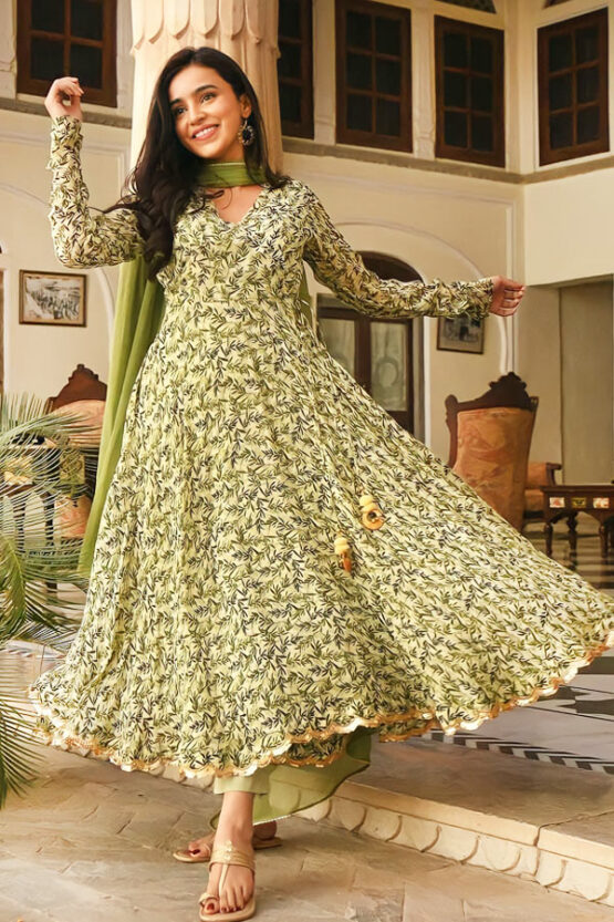 Party wear Long gown for girls design