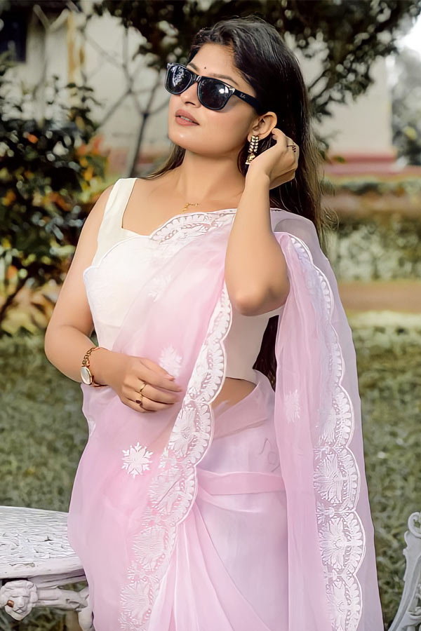 Saree for girls party wear 2021-2022