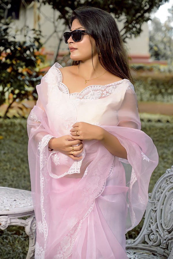Saree for girls party wear 2022