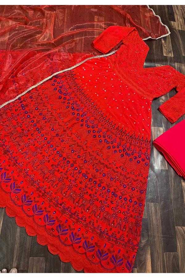Sonakshi sinha Red gown Photo online Shopping