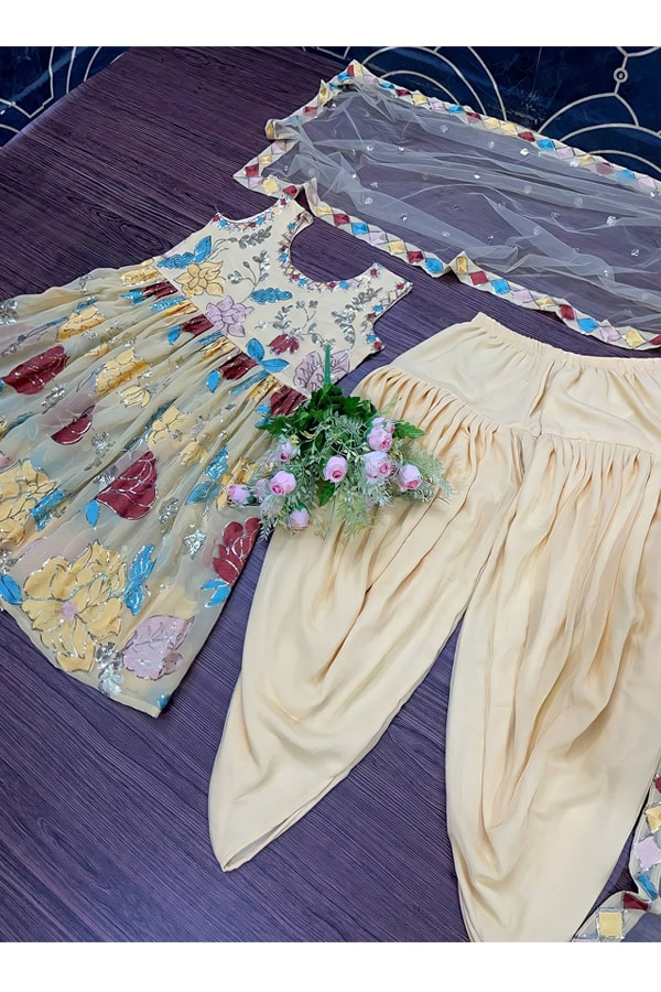 Dhoti style dresses for ladies girls online