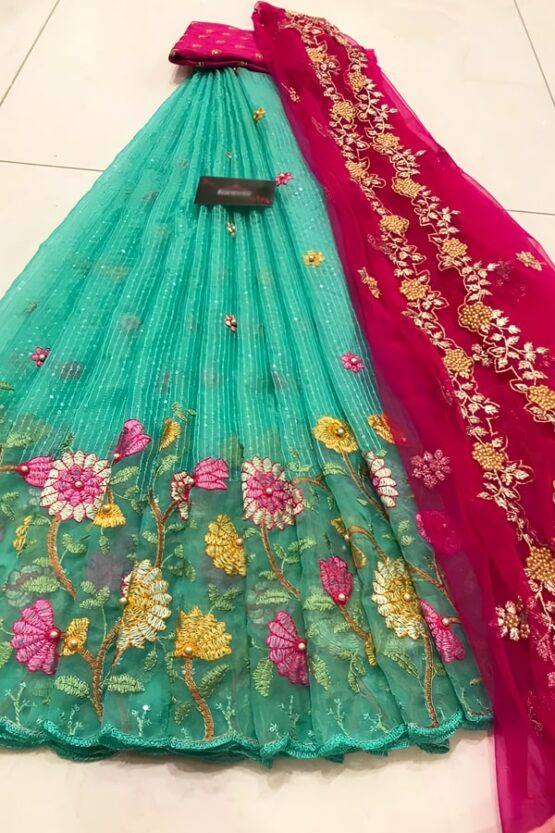 Latest half saree designs 2021 with price