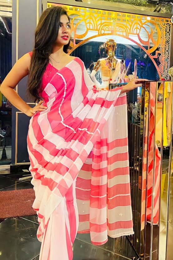 Latest party wear sarees 2022-2021 New