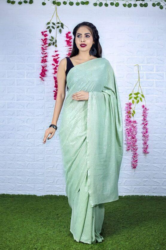 Modern farewell sarees design 2021-2022 i