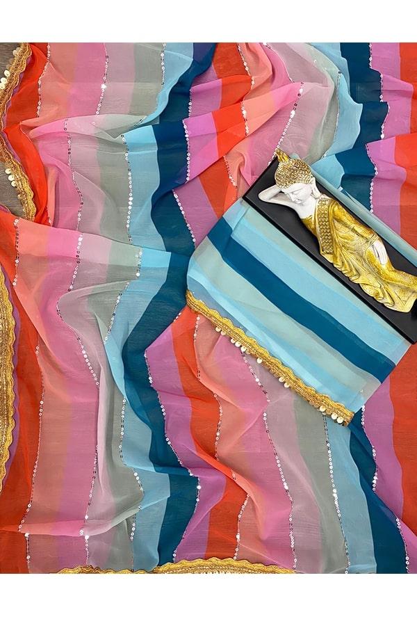 New saree design 2021-2022 Latest Photos