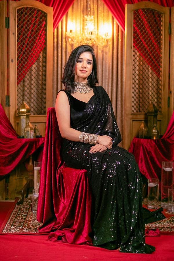 New saree design 2021-2022 Party wear