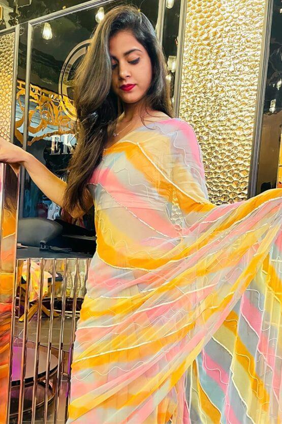 New saree design 2022 2021 Images