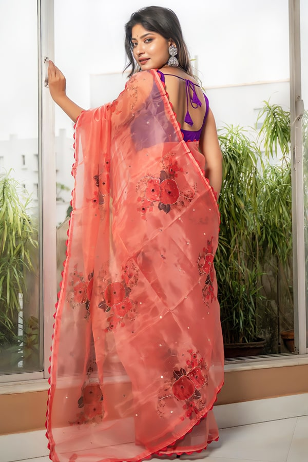 New saree design 2022 Image Latest