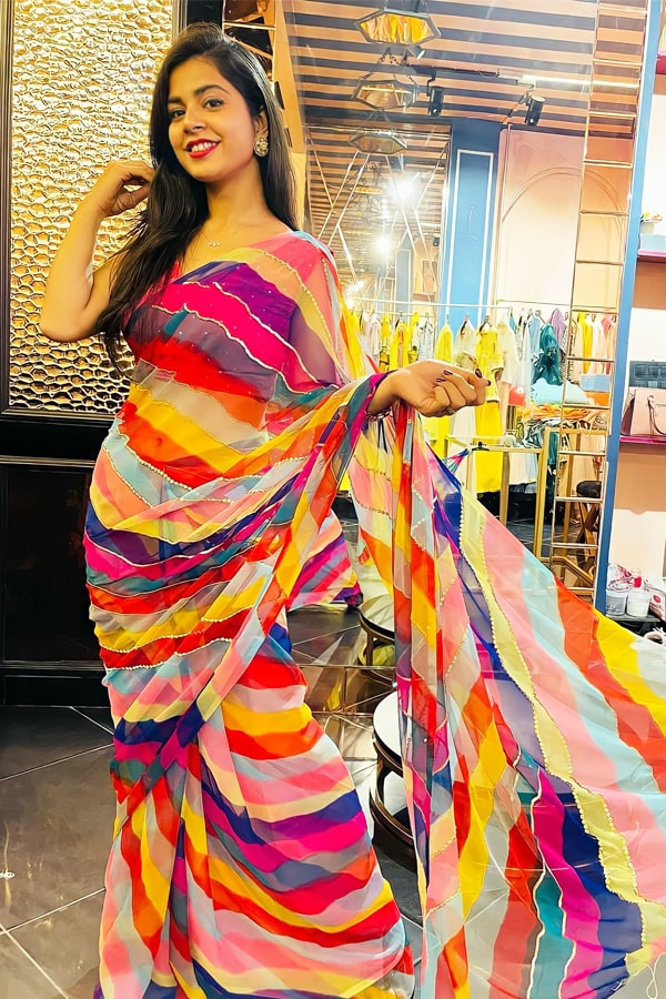 New saree design 2022 for girls Party wear