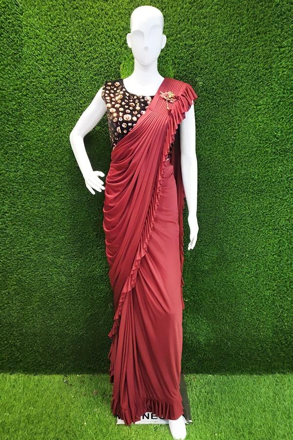 Ready to wear saree online Partywear