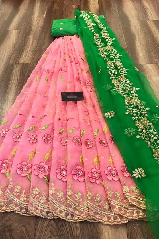 Traditional half saree with price 2021