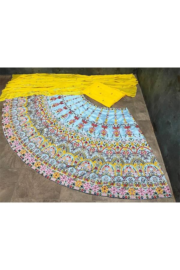 Yankita kapoor lehenga online shopping .